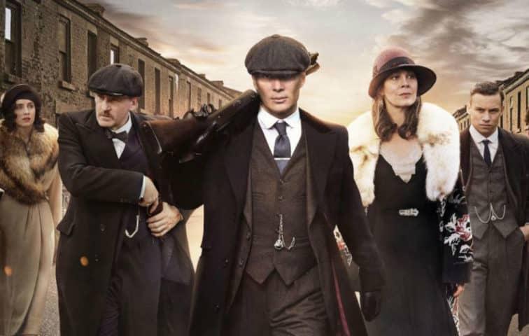Brytyjskie seriale Peaky blinders