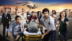 seriale medyczne - the night shift