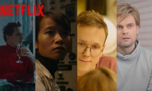 Czarne lusterko – nowy serial Netflixa z polskimi youtuberami