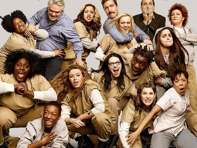 Seriale o lesbijkach - Orange Is The New Black