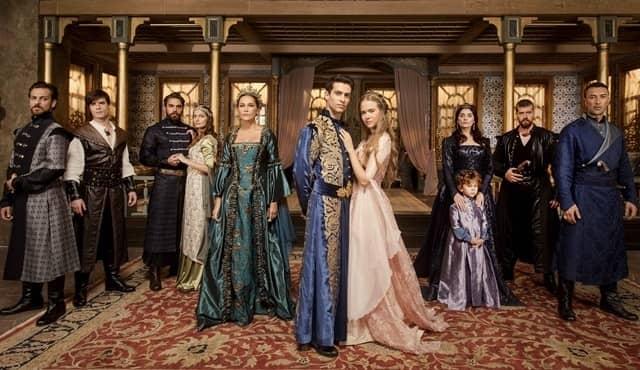 Seriale tureckie wspaniałe stulecie