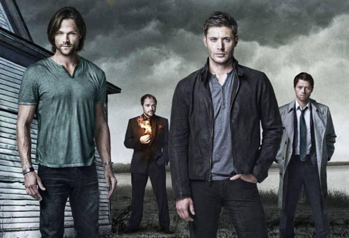 Seriale o wampirach - supernatural