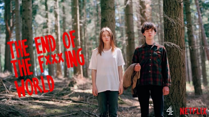 Serial brytyjski The End of the F***ing World