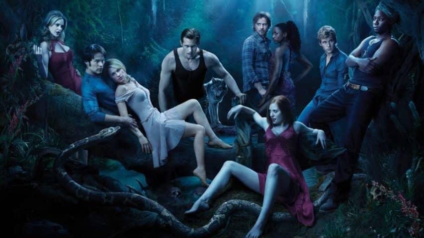 Seriale o wampirach - czysta krew