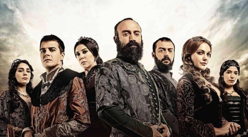 tureckie seriale wspaniałe stulecie