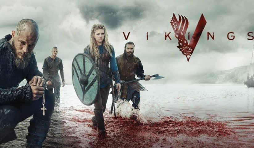 seriale historyczne Wikingowie