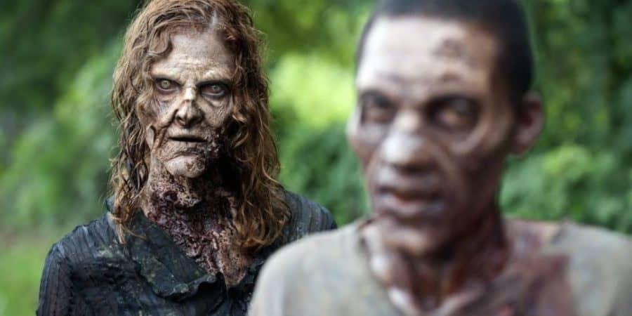 The Walking Dead horror