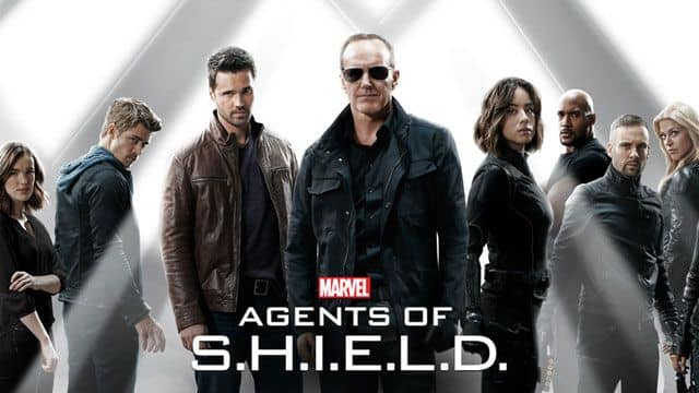 Seriale Marvela agenci tarczy
