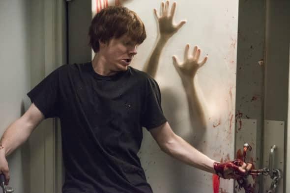 Seriale o zombie: Freakish