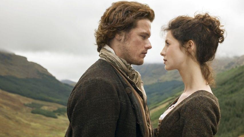 Romantyczne seriale Outlander