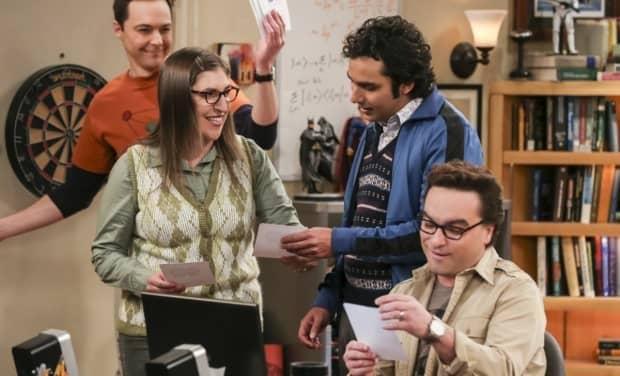 Sheldon i Amy…spoiler alert!