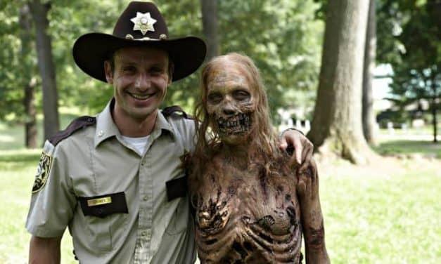 Top 5 najlepszych seriali o zombie