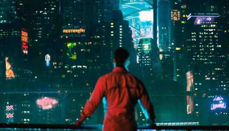 seriale Netflix - Altered Carbon