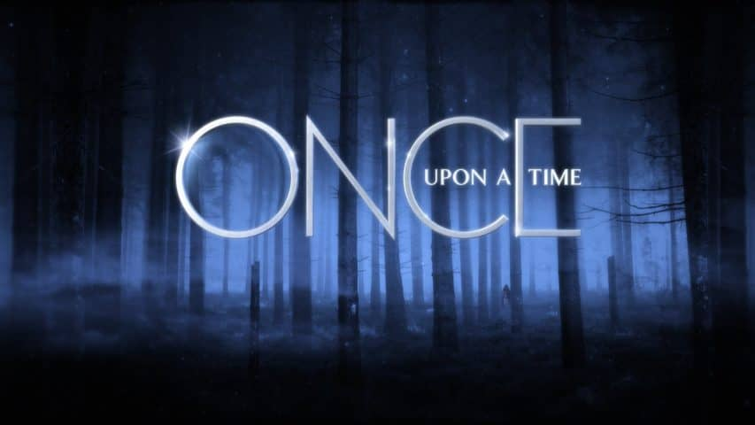 seriale fantasy Once upon a time