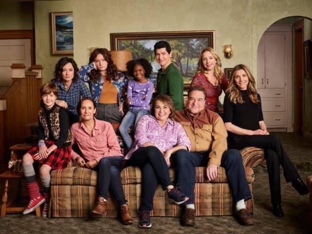 Roseanne Reboot Photos