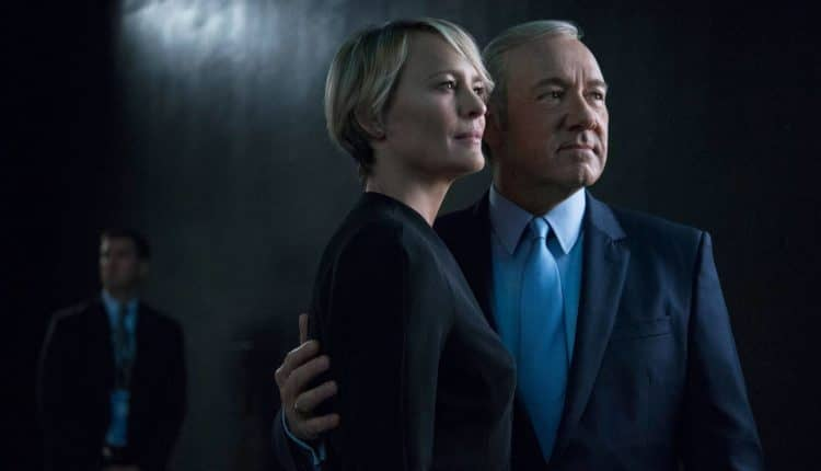 seriale Netflix - House of Cards
