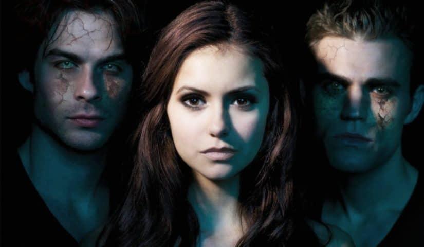 pamiętniki wampirów Young adult