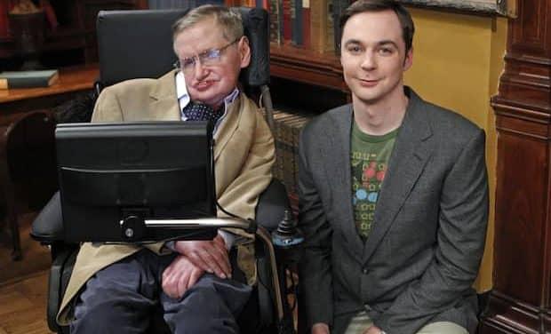 Aktorzy z Teorii Wielkiego Podrywu żegnają Stephena Hawkinga