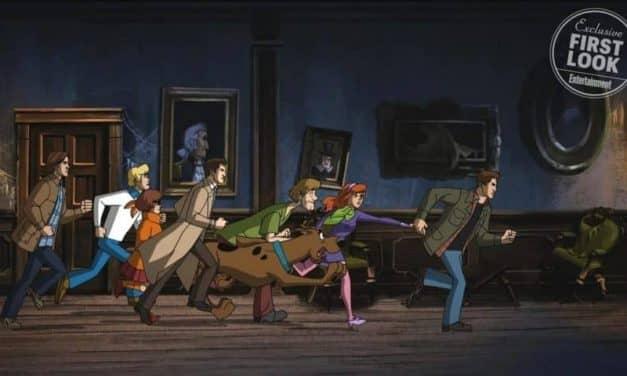 Bohaterowie serialu Nie z tego świata przeniosą się do świata Scooby-Doo!