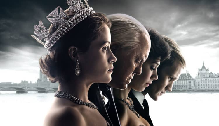 seriale Netflix - The Crown