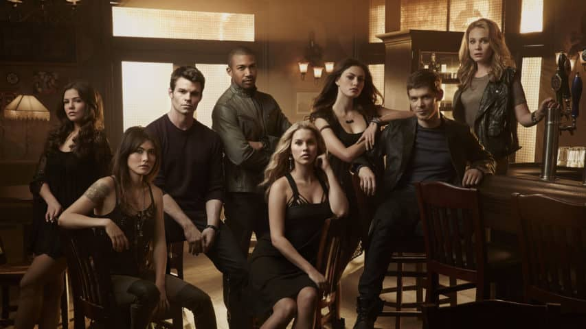 TOP 10 seriali przygodowych - The Originals