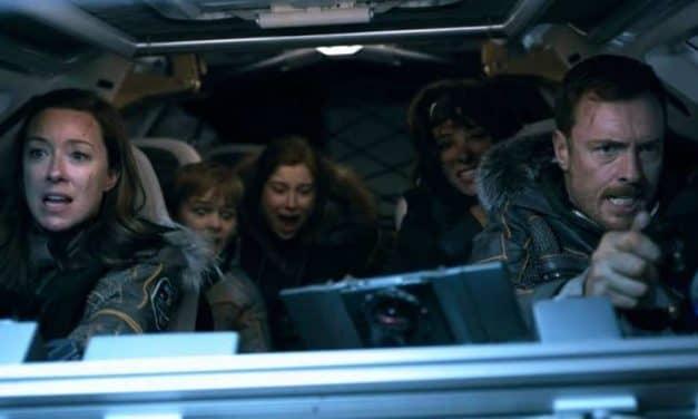 Zagubieni w kosmosie – serial sci-fi dla całej rodziny