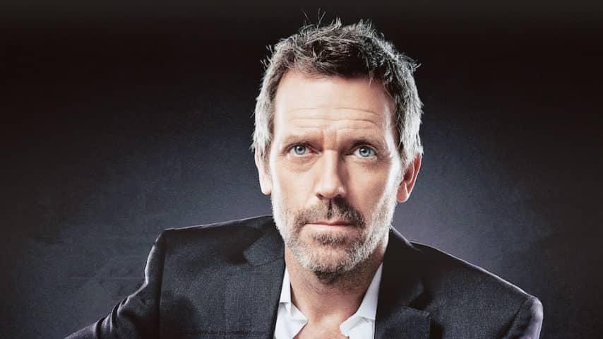 Hugh Laurie w nowym serialu George'a Clooneya