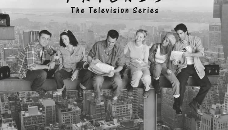 Seriale w Nowym Jorku - Przyjaciele