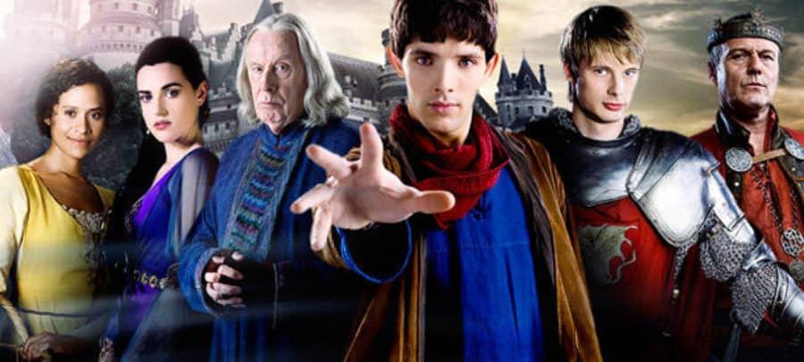 Przygody Merlina seriale BBC America