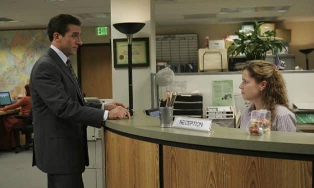 Wspomnienie pożegnania w The Office