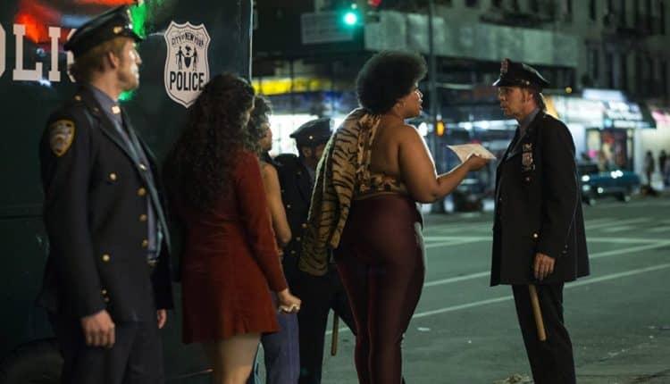 seriale w Nowym Jorku - Kroniki Times Square
