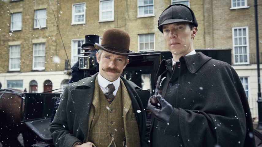 Sherlock - escape room