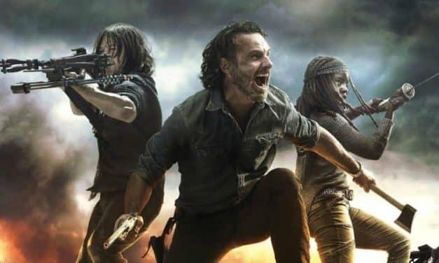 The Walking Dead sezon 9 na jesień. Lauren Cohan powraca