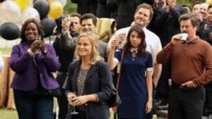 parks and rec finale