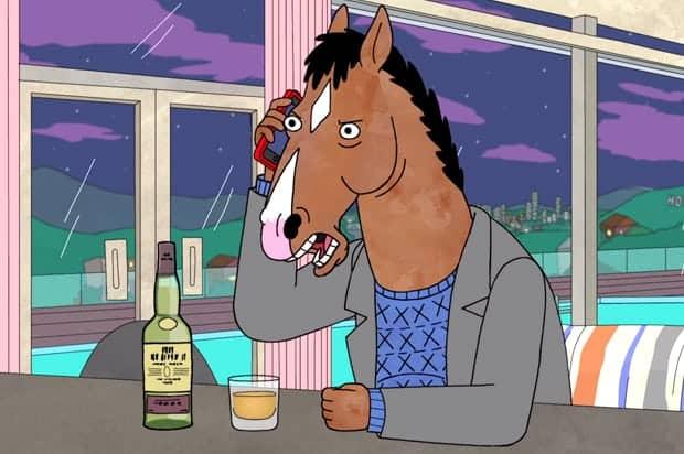 animowane seriale dla doroslych bojack horseman