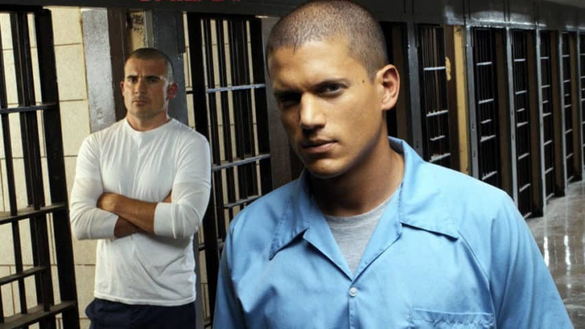 prison break vuelve con sus protagonistas dominic purcell y wentworth miller