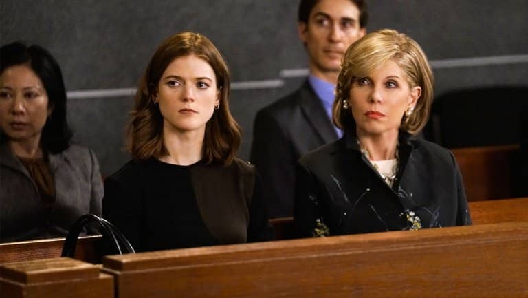 najlepsze seriale 2018,  the good fight - spin-off