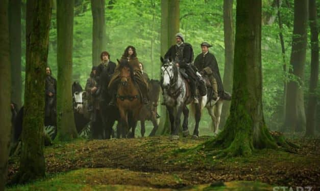 7 powodów, dla których warto zainteresować się serialem Outlander
