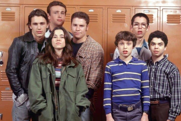 Seriale dla nastolatków