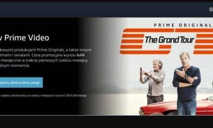 Amazon Prime Video nareszcie po Polsku