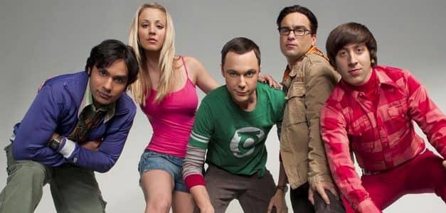 The Big Bang Theory zakończy się na 12. sezonie