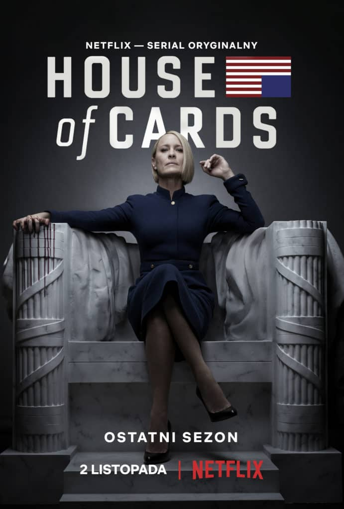 6 sezon House of Cards
