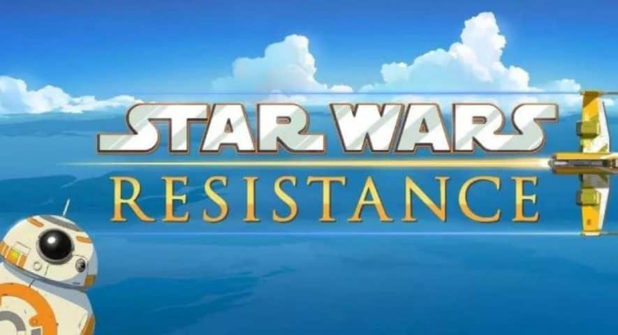Serial Star Wars Resistance zadebiutuje w pazdzierniku. Jak beda wygladali bohaterowie article