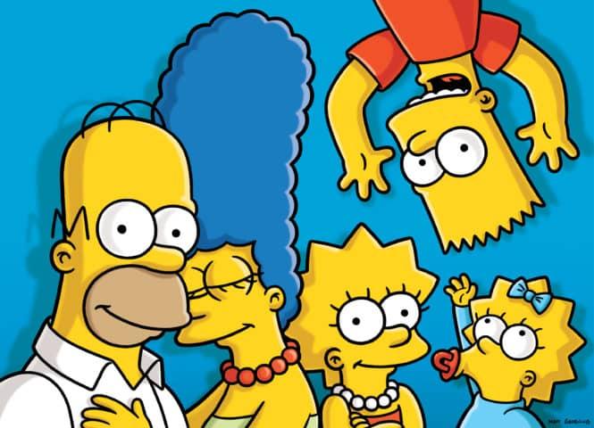 SimpsonsBartUpsidedown