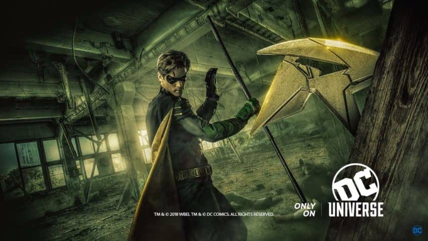 Titans Official Robin Image