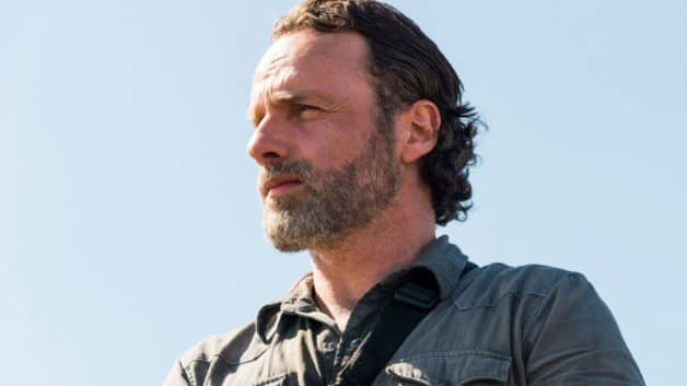 Walking Dead Rick Grimes Andrew Lincoln