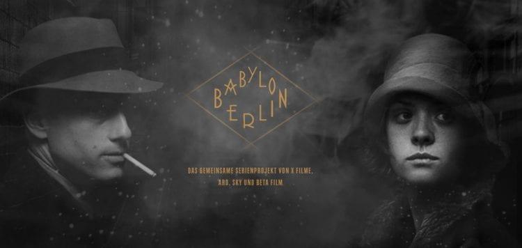 niemieckie seriale Babylon Berlin