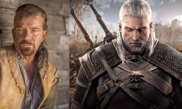Wiedźmin – Max Beesley jako Geralt z Rivii – casting
