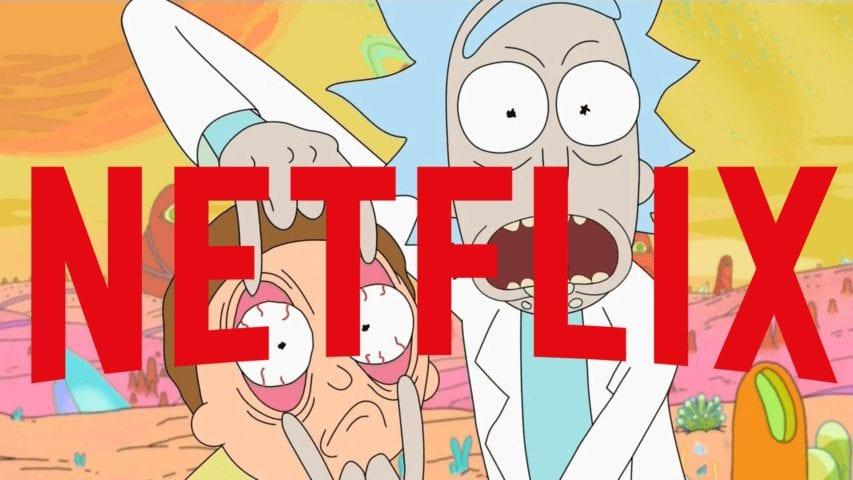 najlepsze seriale animowane na netflixie