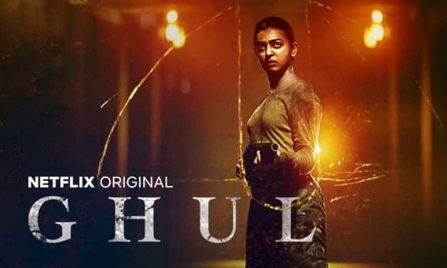 Ghul – recenzja – Mini serial z maxi fabułą